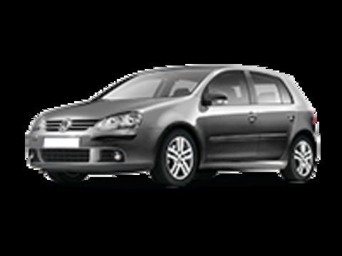 Багажники на Volkswagen Golf V 2003-2008 Хэтчбек