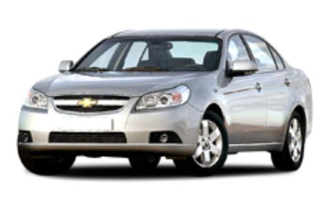 Багажники на Chevrolet Epica