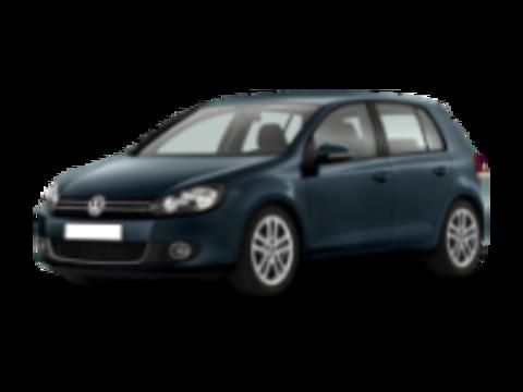 Багажники на Volkswagen Golf VI 2009-2012 Хэтчбек