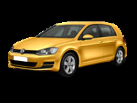 Багажники на Volkswagen Golf VII 2012-2019 Хэтчбек