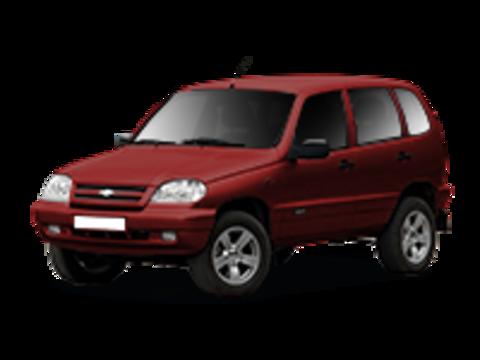 Багажники на Chevrolet Niva без рейлингов