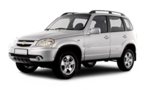 Багажники на Chevrolet Niva