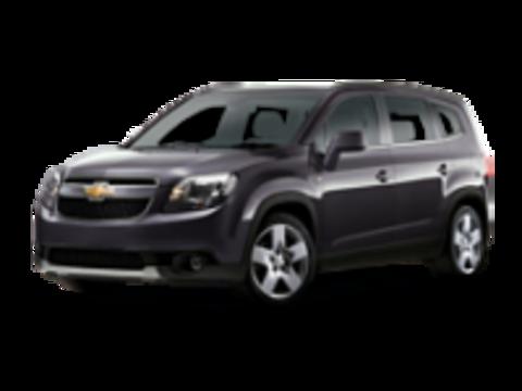 Багажники на Chevrolet Orlando Минивен 2010-2015
