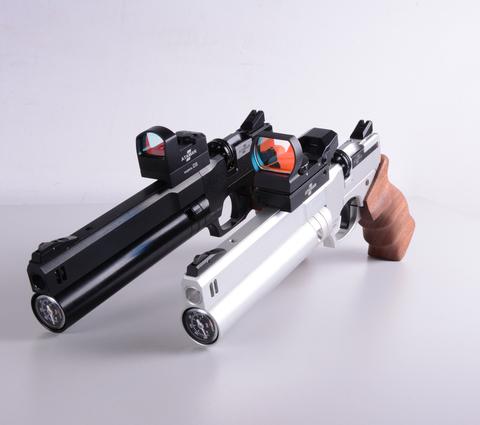 PCP pistols