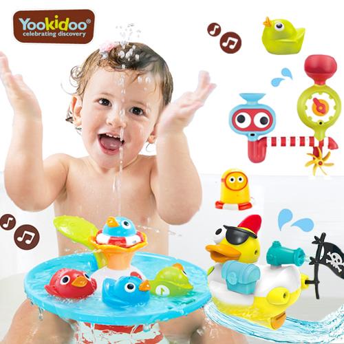 Игрушки для ванны Yookidoo