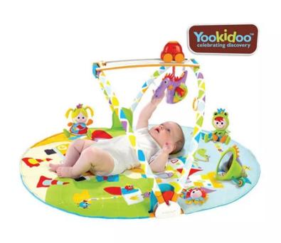 Развивающие коврики Yookidoo