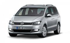Чехлы на Volkswagen Sharan