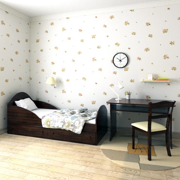 Подростковая кровать Берта