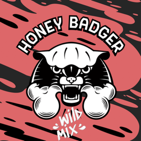 Табак Honey Badger | Wild MIX 40g