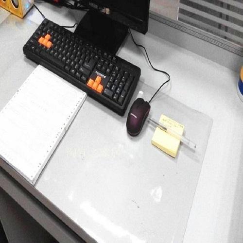 Коврики на стол прозрачные