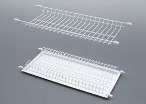 Сушки Стандарт 1 белые пластик