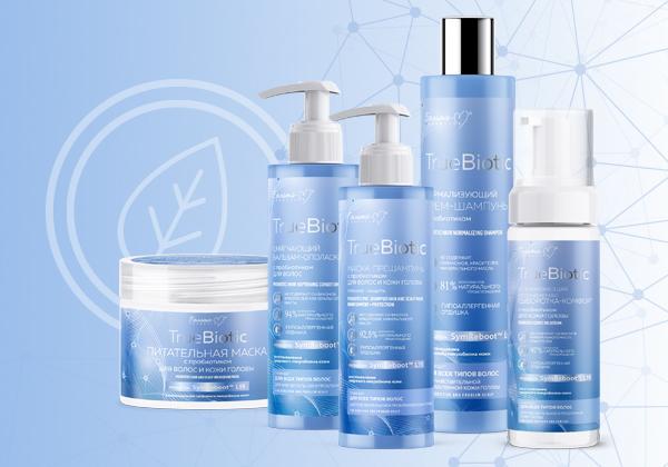 TrueBiotic. Восстановление здорового микробиома кожи.