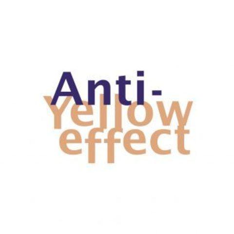 Anti-Yellow effect