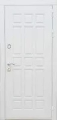 Рекс 8 ФЛ-33 Белая шагрень