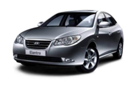 Багажники на Hyandai Elantra IV 2006-2010
