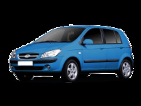Багажники на Hyandai Getz хэтчбек 2002-2010