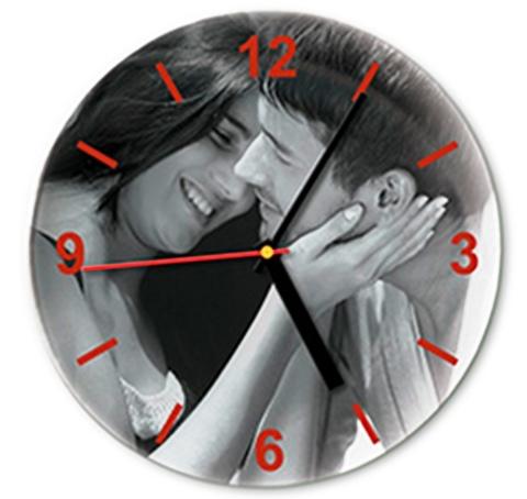 Заказать фото на часах онлайн