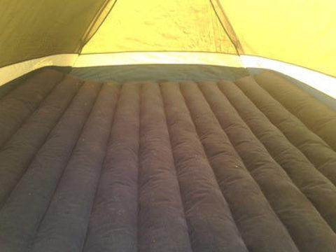 Надувной матрас для палатки