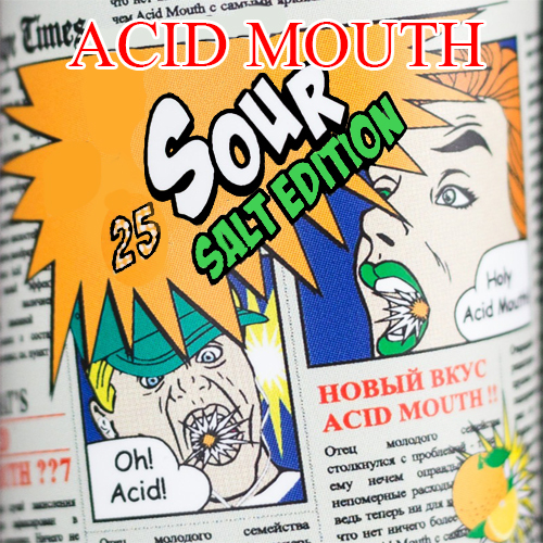 Acid Mouth Salt