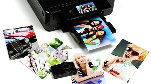 Печать фотографий любых размеров