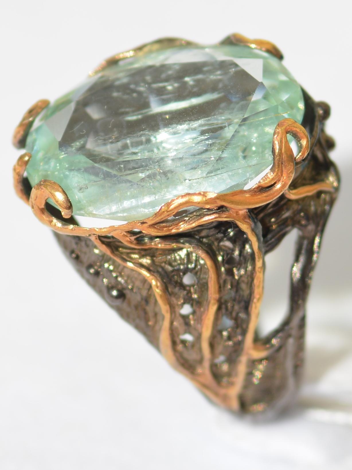 Серебряные кольца родированные