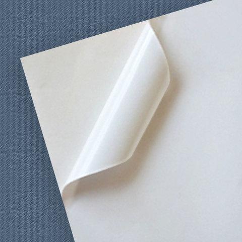 Печать на самоклеющейся бумаге