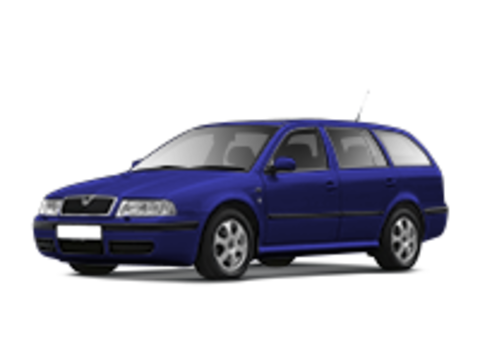 Багажники на Skoda Octavia I 1996-2004 универсал