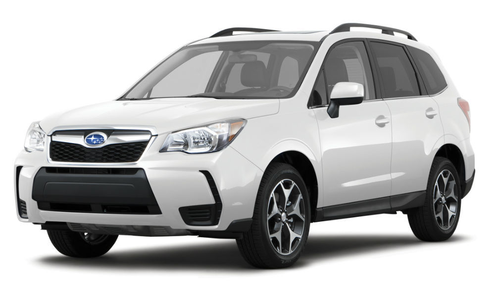 Forester (S13) 2012-