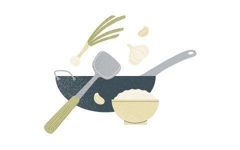 Основное для азиатской кухни