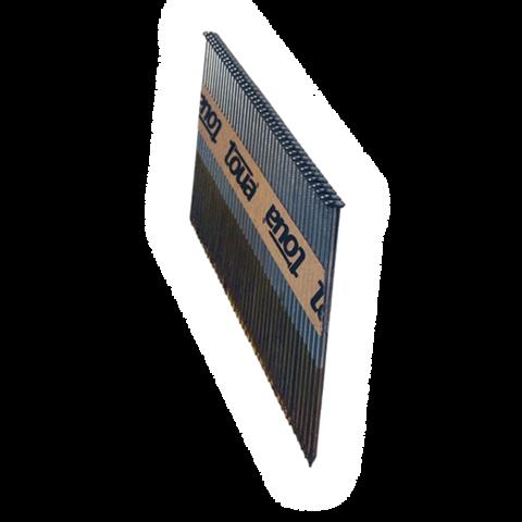 Реечные гвозди по дереву в кассете 34°