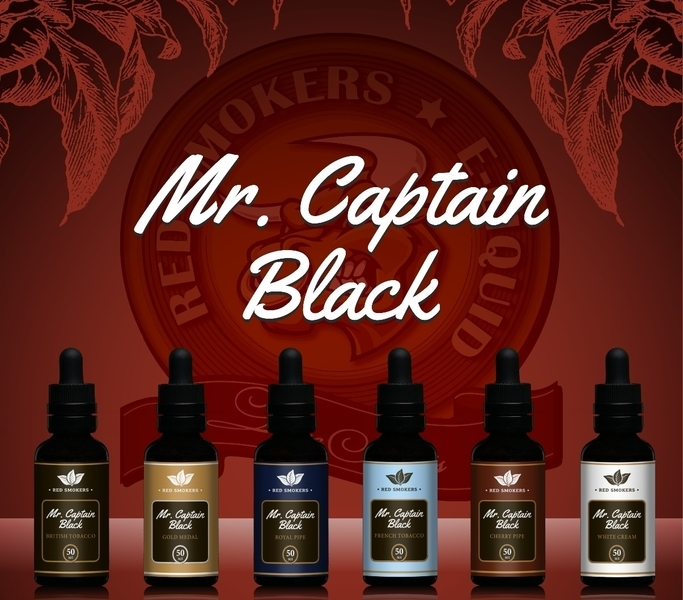 Mr. Capitan Black