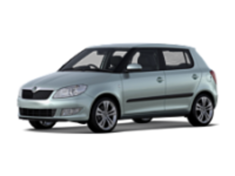 Багажники на Skoda Fabia II 2007-2014 хэтчбек