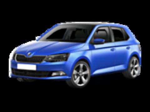 Багажники на Skoda Fabia III 2014-2019 седан
