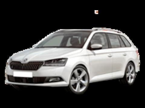 Багажники на Skoda Fabia III 2014-2019 универсал