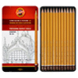 Чернографитные карандаши
