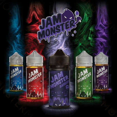 Jam Monster 100 мл.