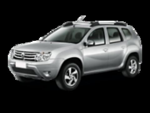 Багажники на Renault Duster до рестайлинга 2010-2015