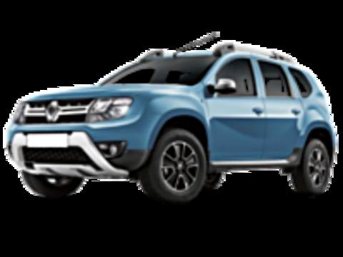 Багажники на Renault Duster рестайлинг 2015-2019
