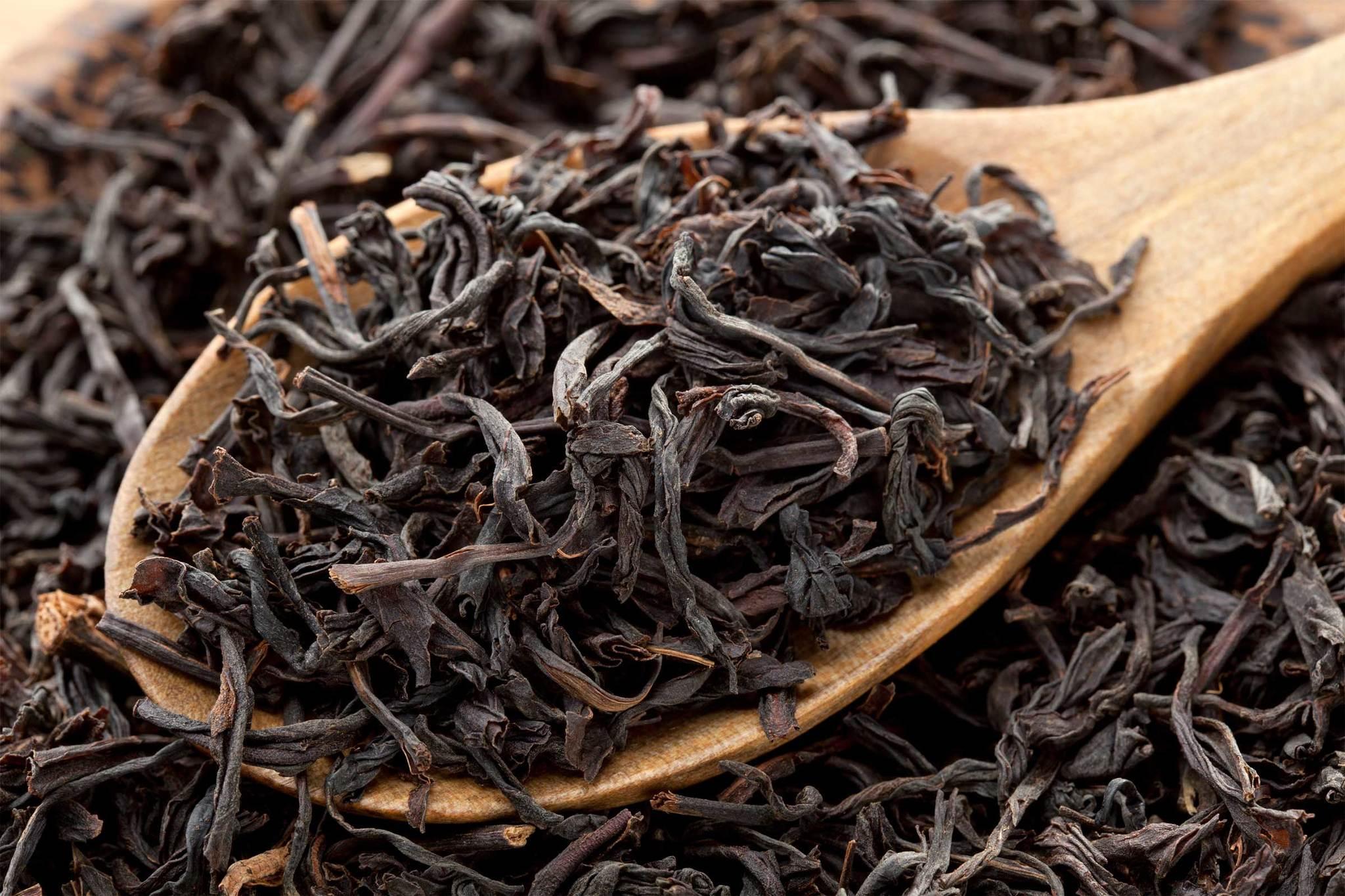 Черный Чай (Каталог)