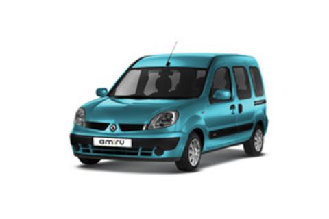 Багажники на Renault Kangoo I 1997-2008 на штатные места