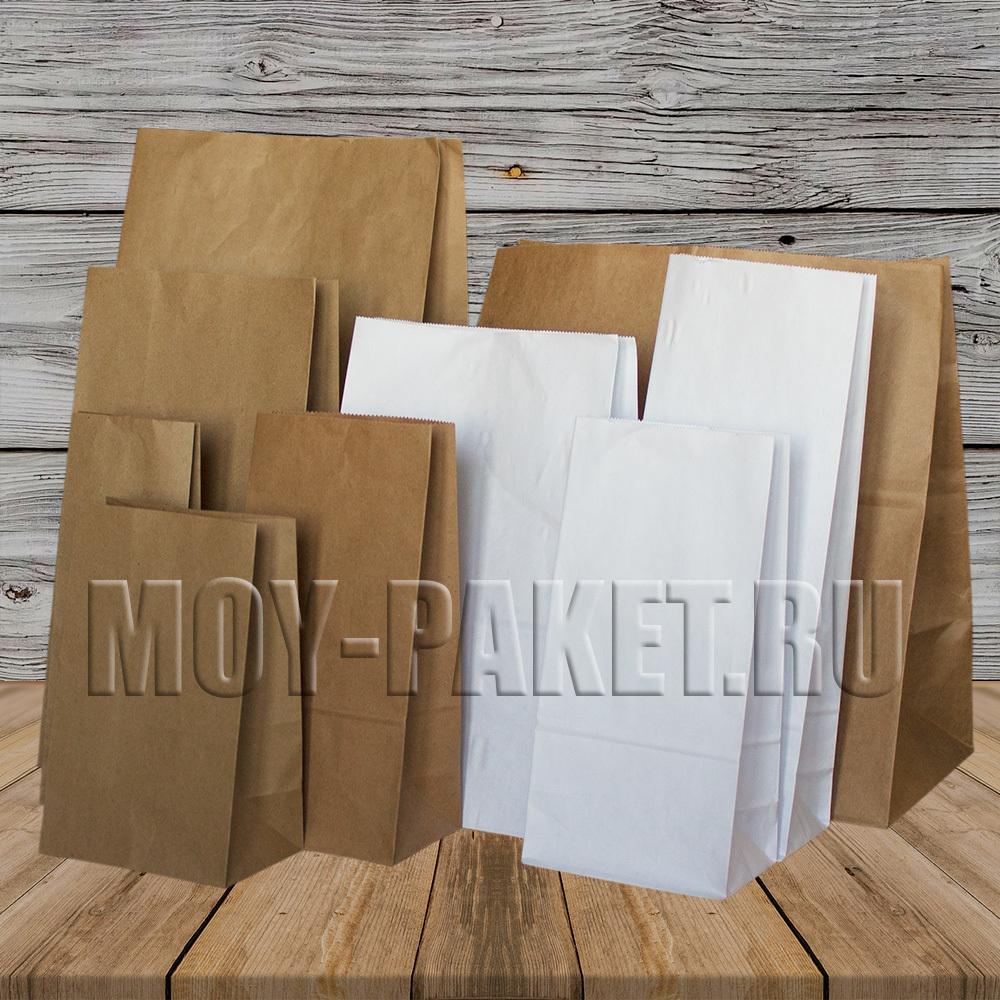 Фасовочные пакеты с прямоугольным дном