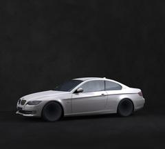 Coupe Typ E92