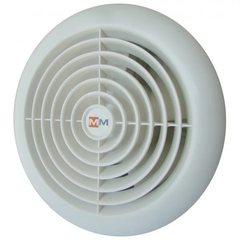 ММ/ММР пластиковые вентиляторы