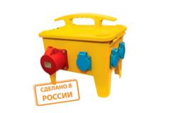 РУСП-Распределительное устройство для строй. площадок