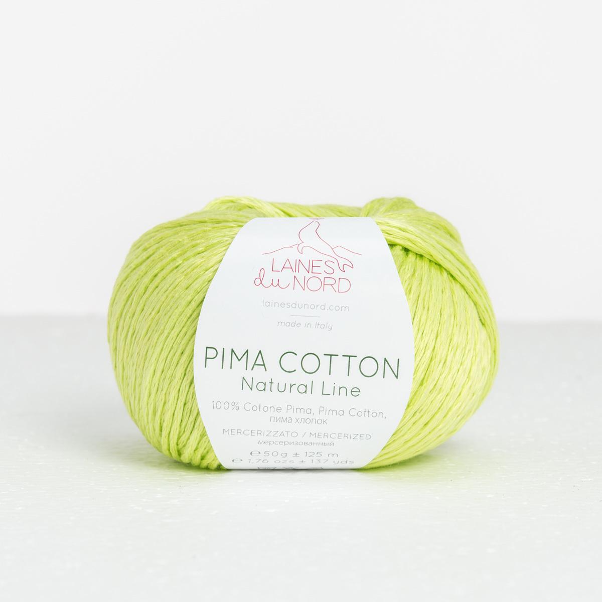 Распродажа! Pima Cotton (100% пима хлопок,50г/125м) 9 BYN