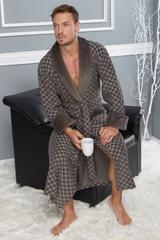 Махровые мужские халаты