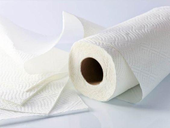 Бумажные полотенца и платочки