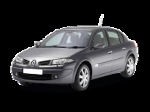 Багажники на Renault Megane II 2002-2009 седан