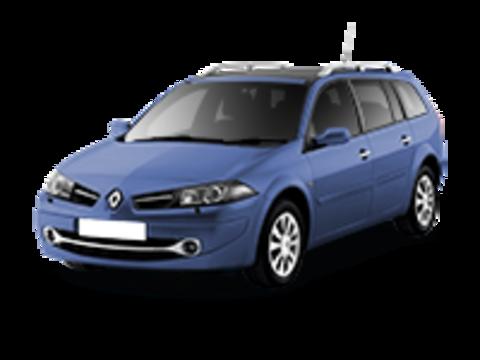 Багажники на Renault Megane II 2002-2009 Универсал