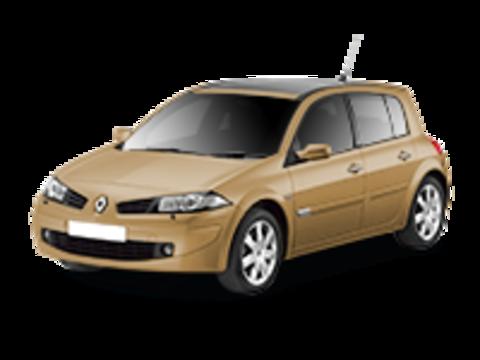 Багажники на Renault Megane II 2002-2009 Хэтчбек